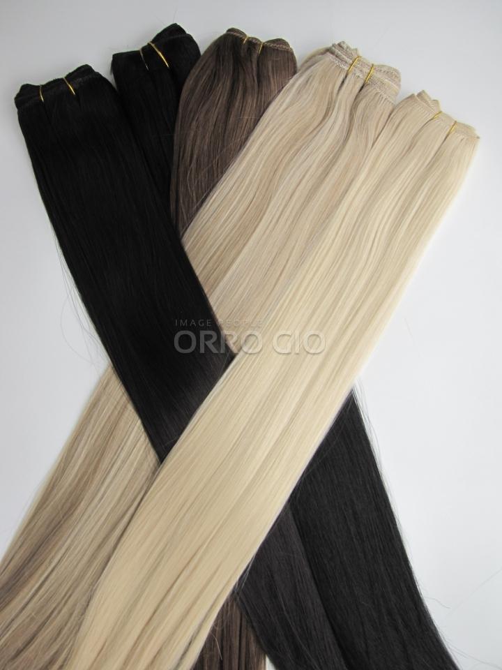 clip in umělé vlasy